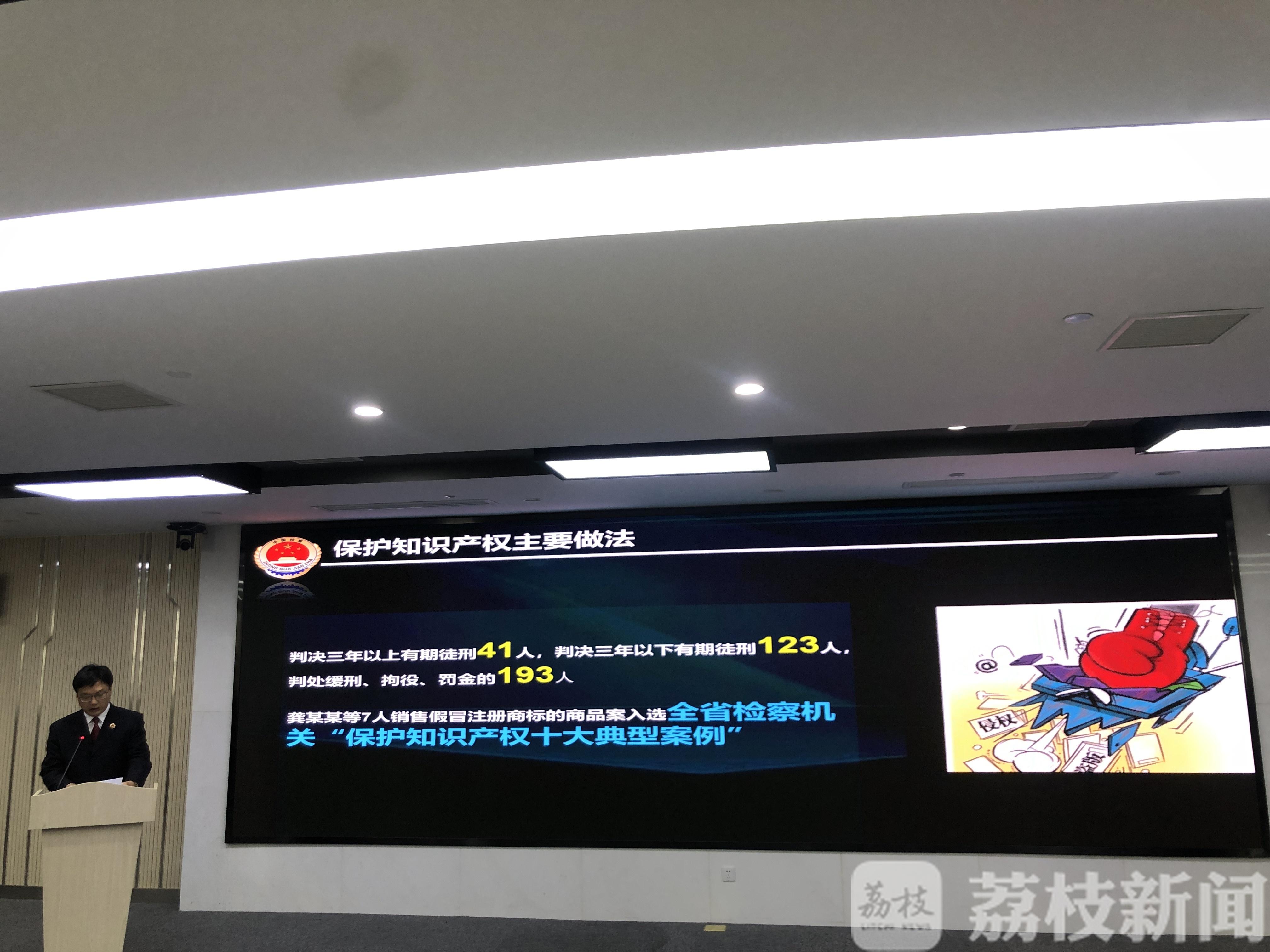 网购的斯伯丁篮球、gucci有可能是假冒的!南京检察机关发布六件侵犯知识产权犯罪