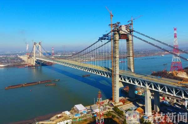 """""""把失去的时间夺回来"""" 江苏省重点交通工程有序推进"""