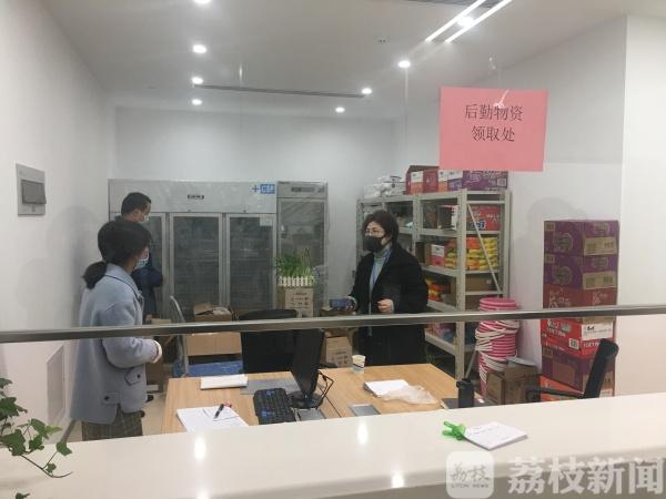 南京准备好了!记者探访一线集中隔离医学观察点