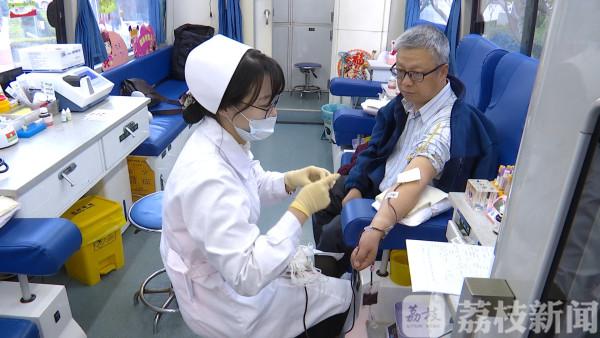国家卫健委 探索将无偿献血纳入社会征信体系图片 84000 600x338