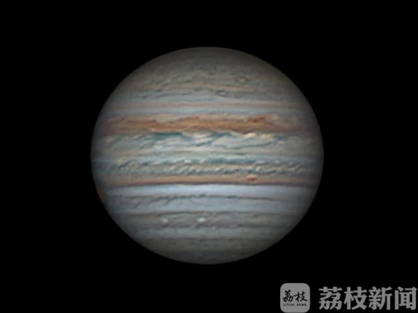 """明晚将上演""""木星冲日"""",一年一遇请带上满满的仪式感观看"""