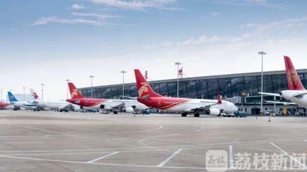 最新全国机场吞吐量排名出炉 常州国际机场再居50强