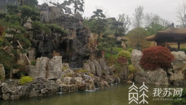 园林胜景各具特色 江苏园博园4月17日开放