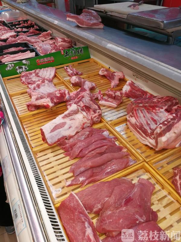 江苏省蔬菜价格进入季节性下降通道 肉类和水果类涨幅明显