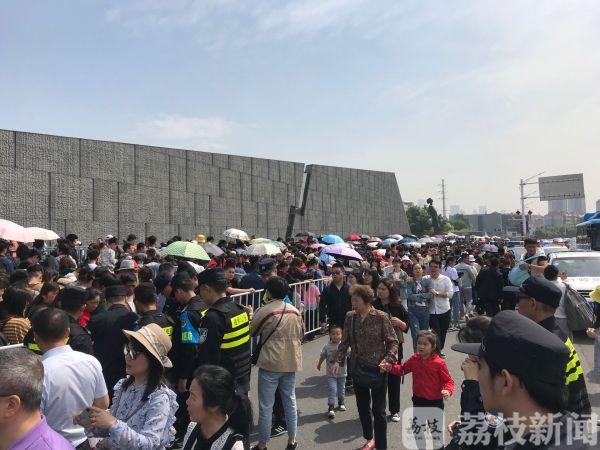 赏花、游水乡、观文化表演……这个假期 江苏各地旅游活动精彩纷呈