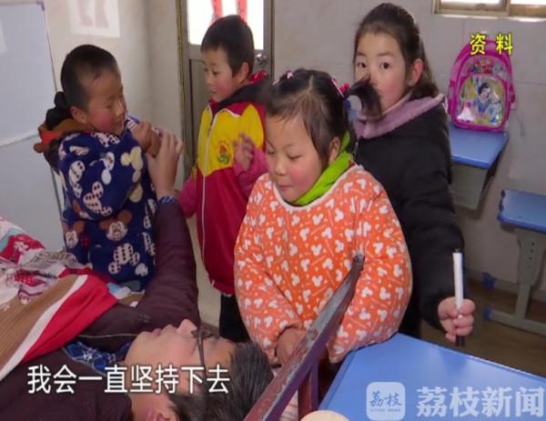 """帮""""中国好人""""站起来:叶海涛渴望一个机会"""