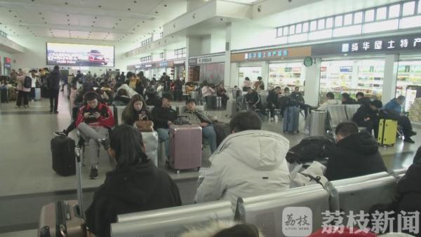 春运大幕开启 扬州预计发送旅客296万人次