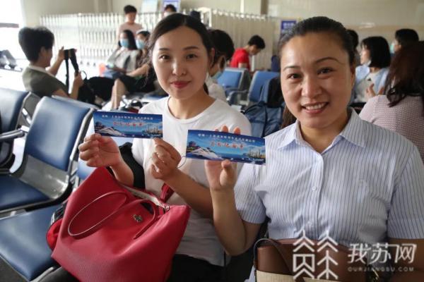 泰沪直达!泰州至上海动车组今日首发