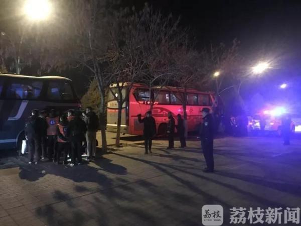 76名嫌疑人甘肃被捕 泰州警方打掉一通讯网络诈骗团伙