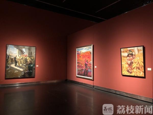 """307幅作品带你重温江苏油画70年""""来时路"""""""