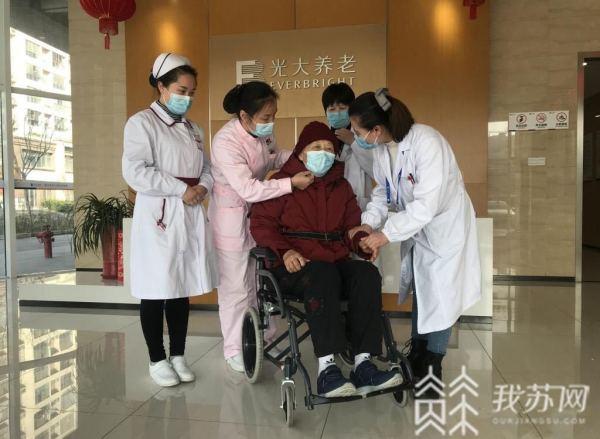 即日调整!江苏:规范养老机构探视 恢复社区居家养老服务