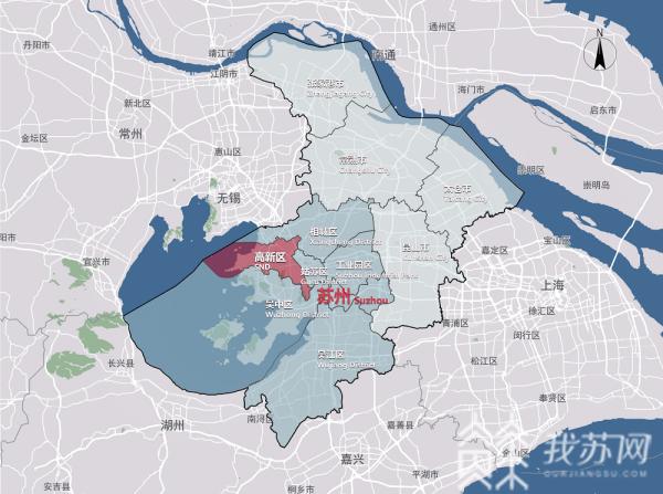 苏州高新区沿太湖岸线崛起太湖科学城 2035年建成