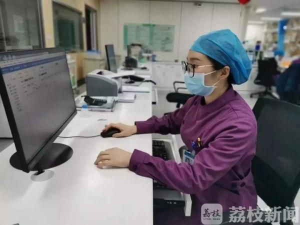 面对疫情,南京这所医校这么做